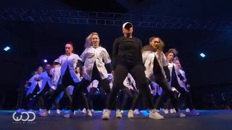 Royal Family | FRONTROW | World of Dance Los Angeles 2015