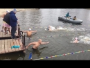 Первое в жизни участие в соревнованиях по зимним видам плавания. 21.10.17 г. Заводоуковск