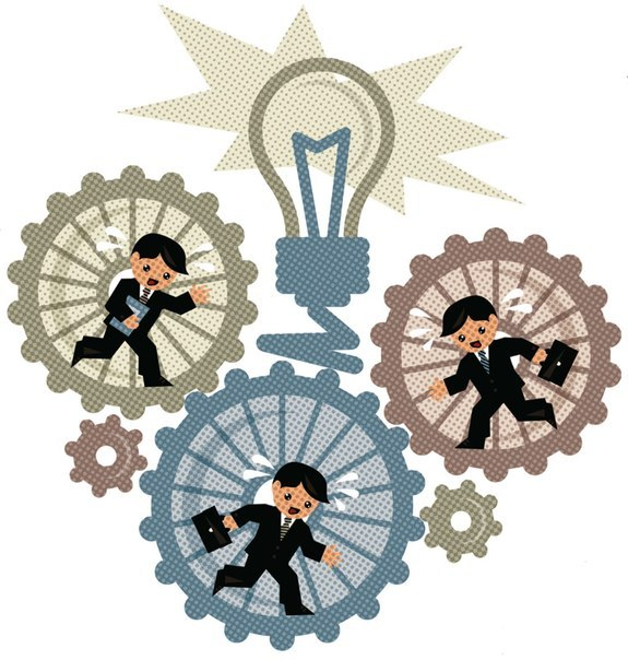 Советы предпринимателям, начинающим свой бизнес СЕМЬ ПУТЕЙ ДЛЯ ИДЕЙ