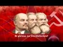 Hymn of the USSR - Red Army Choir (English Sub.)