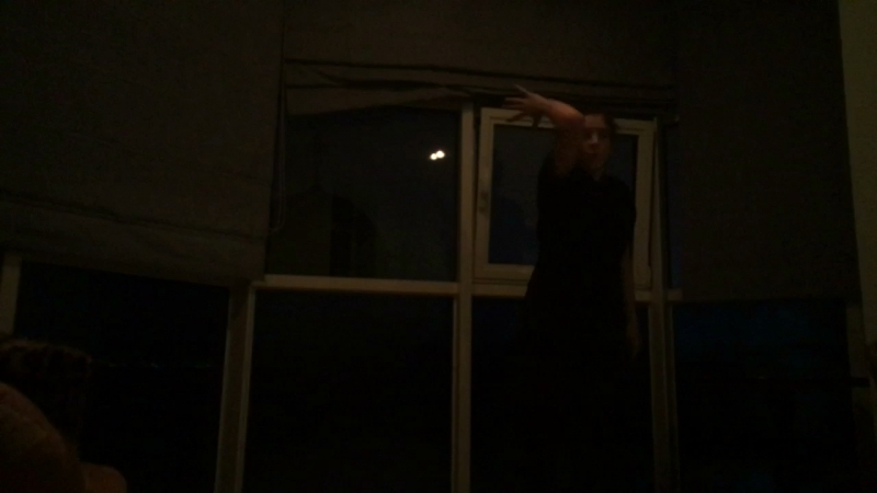 Челендж парадокс_танцует