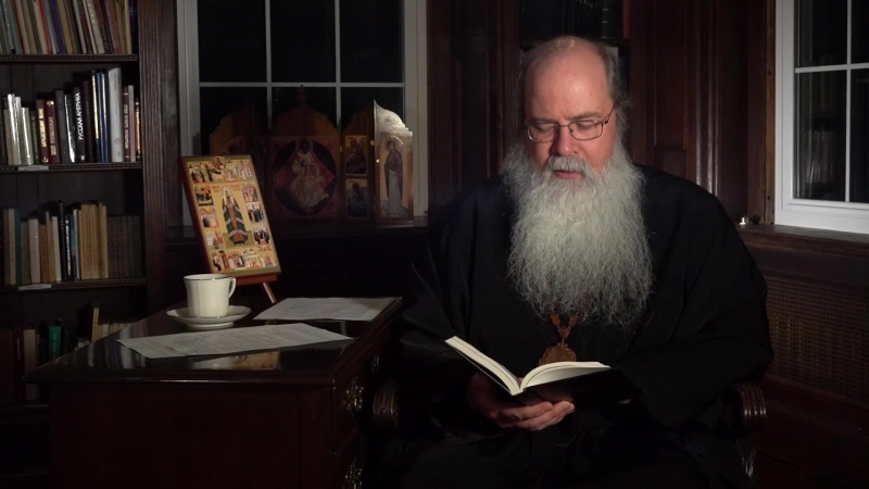 Living Lent 1_ Weekly Reflections by Metropolitan Tikhon