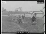 Упражнения с пикой. (Lance. Target Course) 1918, Западный фронт. #пика #фехтование #кавалерия