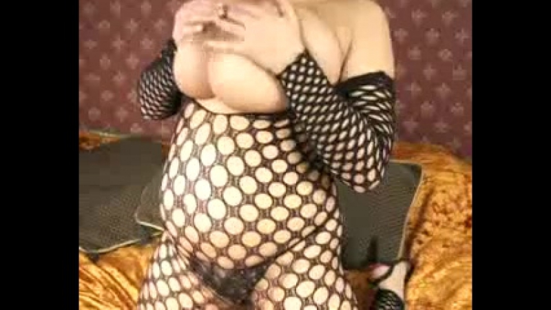 Holey Bodystocking