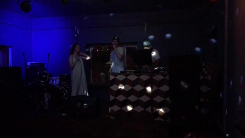 Summer Vibe Band - Ближе (original) live @Дюны 19/08/17
