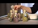 «Ручная работа». Пасхальный ангел из папье-маше (20.04.2016)