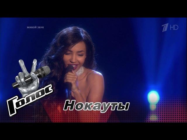 Виктория Олизе «Летний дождь» - Нокауты - Голос - Сезон 6