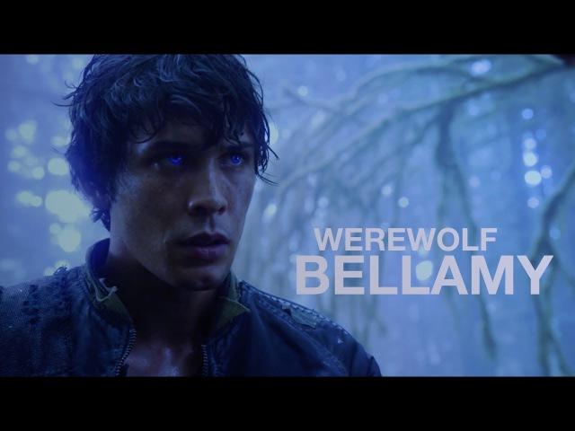 Bellamy blake   so high [werewolf!au]