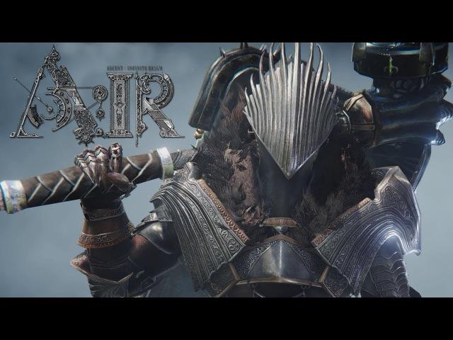 A:IR Warlord Max Level Gameplay Field Buffs OP