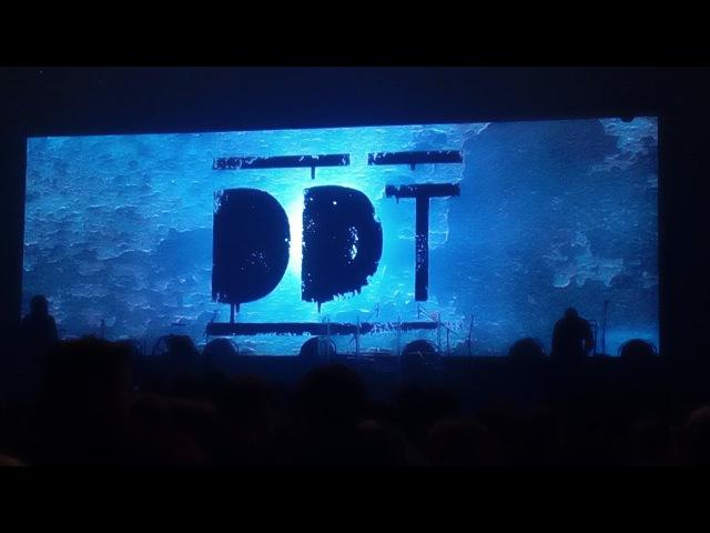 ДДТ - История Звука 8.12.2017, Ульяновск, ДС Волга-Спорт-Арена