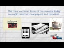 Advantages and Disadvantages of Mass Media