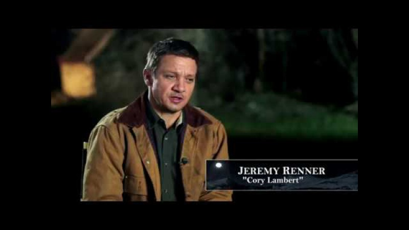 WIND RIVER - Jeremy Renner Featurette
