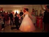 Свадебный танец Юлианы и Михаила