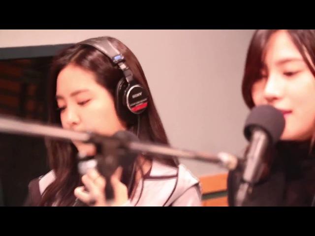 Radio CD『CHERRSEE NENEランド♪』特典映像 Apink『Orion』生歌歌唱風景