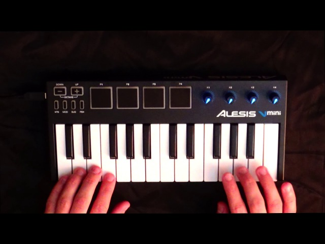 Dr. Dre - Still D.R.E. ft. Snoop Dogg | Alesis V Mini