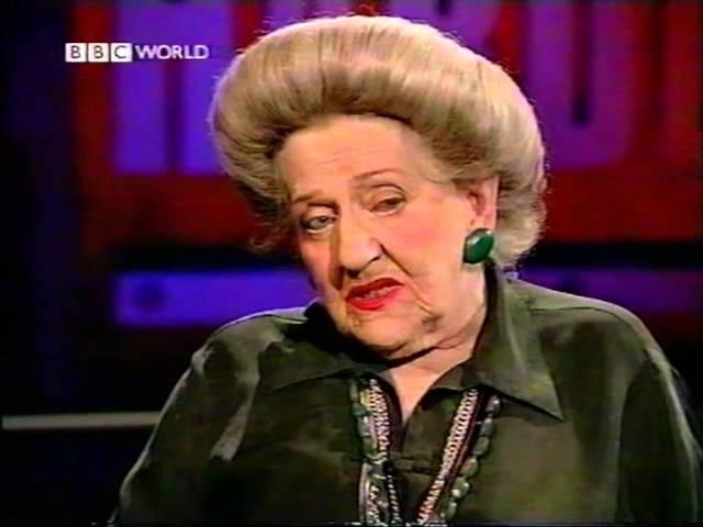Interview wiith Kyra Vayne, soprano,(1916-2001)