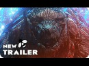 Godzilla Monster Planet Final Trailer 2018 2017 Godzilla Anime Movie
