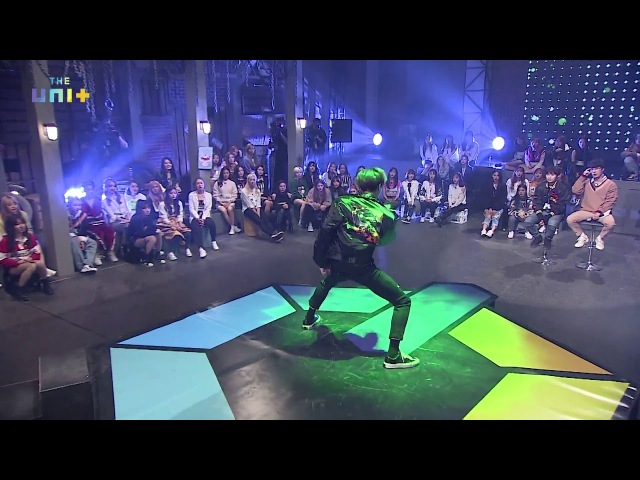 THE UNIT 유닛B 김티모테오핫샷 포지션 배틀 댄스 KIM TIMOTEO HOTSHOT ∕ Position Battle Dance