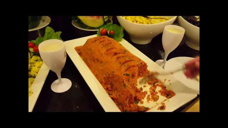 Турция Мармарис Отель Ideal Prime Beach 5* Часть 5 Ужин в ресторане отеля