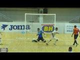 Gols Minas 3 x 1 Carlos Barbosa - Oitavas de Final Jogo 1 Liga Nacional de Futsal 2017 (16092017)