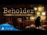 Beholder Complete Edition  Little Pal Announce Trailer  PS4