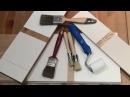 Способы нанесения меловой краски Эксперименты