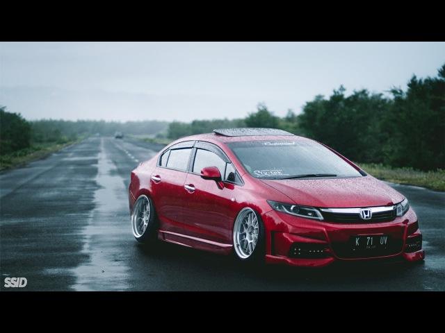 Honda Civic (Customized Jogja) SSID Media