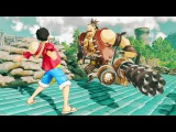 One Piece World Seeker NEW Trailer 4K (Open-World Game 2018)