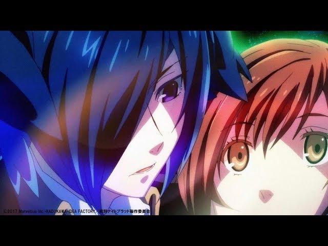 TVアニメ『戦刻ナイトブラッド』オープニング映像