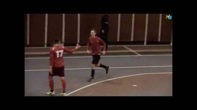 Kремінь vs Прогрес - 6:2 (17.02.2018) ХФЛ, 11-й тур