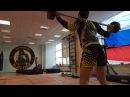 Кроссфит. 15 сентября. 2 комплекс. Функциональный тренинг. Тайский бокс. СК Black Horse