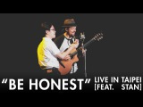 Jason Mraz - Be Honest 'YES!' World Tour - Live in Taipei feat. Stan