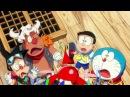 Второй трейлер полнометражного аниме Eiga Doraemon Nobita no Takarajima