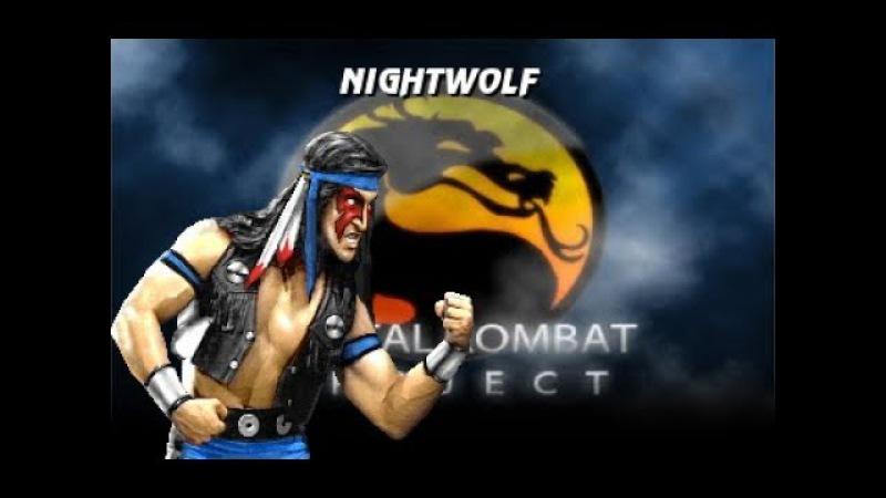MKP 4.1 Season 2.9 (MUGEN) - Nightwolf Playthrough