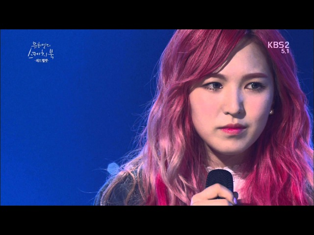 160401 YHY's Sketchbook Red Velvet Wendy - Who You Are (by Jessie J)