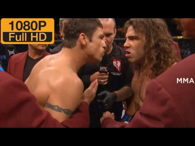 Clay Guida vs Diego Sanchez Full Fight Highlights (1080p)