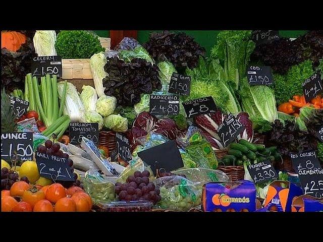 Инфляция по-британски: виноват брексит?