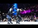 Juste Debout Hip Hop Final 2018 Diablo Stalamuerte vs Niako Icee