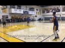 Steph Curry buries 93 of 100 26 in a row straight threes after Warriors practice day b4 Clippers