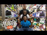 The New Day Goes Sneaker Shopping With Complex and Wale