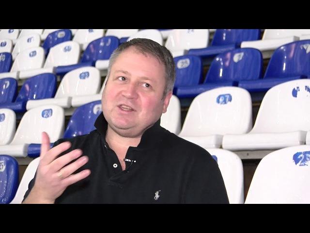 Владимир Юрзинов: Новосибирск - это мекка хоккея, мне приятно вернуться