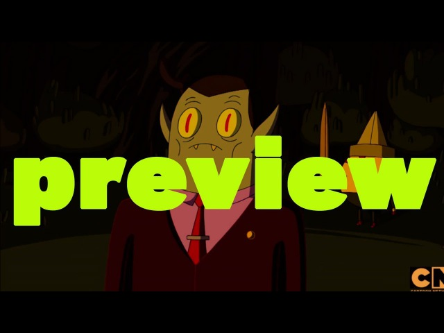 Adventure Time Marcy Hunson PREVIEW