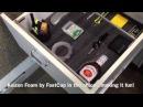Lean Manufacturing - Organizing Drawers Walls - Kaizen Foam - FastCap