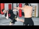 Как встретить боксера лоу киком / Лоу кик навcтречу rfr dcnhtnbnm ,jrcthf kje rbrjv / kje rbr yfdcnhtxe