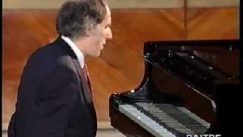 DEBUSSY SUITE BERGAMASQUE pianista BRUNO CANINO