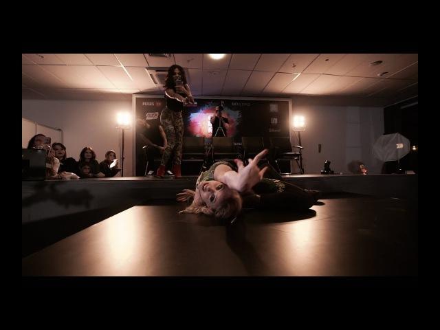 FRAULES (Elena Ninja-Bonchinche) VOGUE DEMO - SIBPROKACH 2017/NOVOSIBIRSK