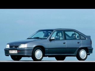 Opel Kadett GSi 16V 5 door E '1988–91