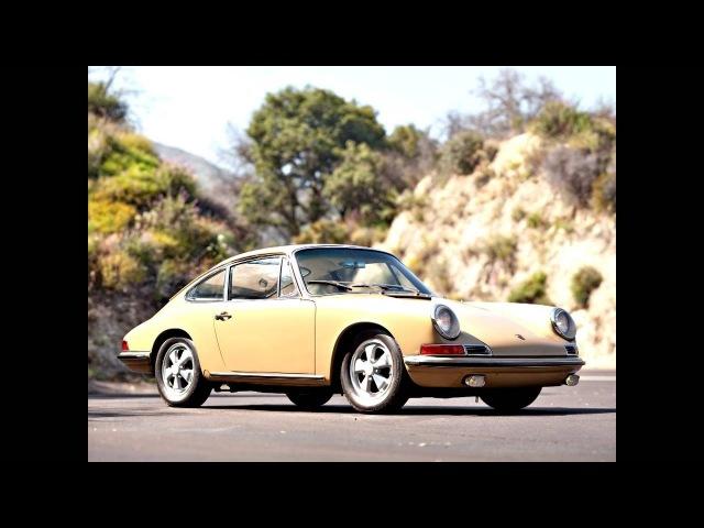 Porsche 911 S 2 0 Coupe US spec 901 '1966–68