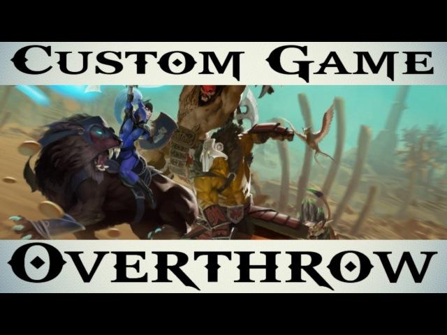 Dota 2 Reborn ► Custom Game ► Overthrow