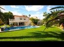 Испания, Alfàs del Pi, подробный обзор 👍 хорошего дома с большим участком, недвижимость в Испании